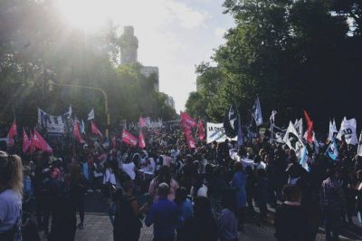 Mar del Plata también tuvo su marcha por el Día de la Mujer