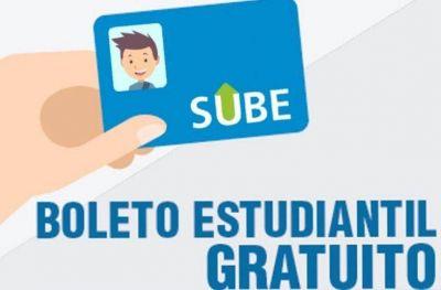 Ituzaingó | Operativos de adhesión al boleto estudiantil gratuito