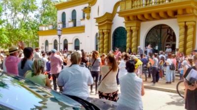 Los Trabajadores Autoconvocados del Hospital Municipal declararon estado de alerta y movilización