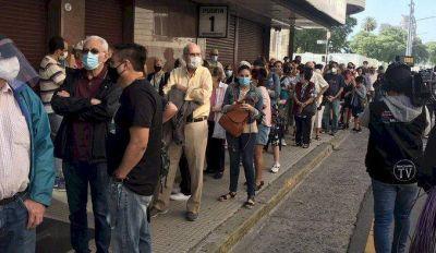 Tras el destrato a los jubilados en la campaña de vacunación, la CTA de los Trabajadores, exigió la renuncia del Ministro de Salud porteño