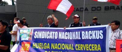 Perú:   BEBIDAS   Backus incumple protocolos y despide