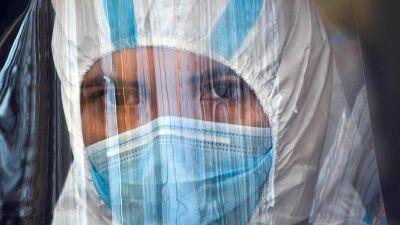 Murieron 131 personas y 7.307 fueron diagnosticadas con coronavirus en el país