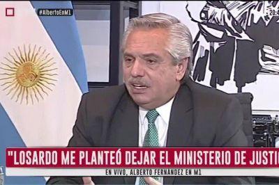 La agonía por el reemplazo de Losardo enrareció el clima en el Gobierno