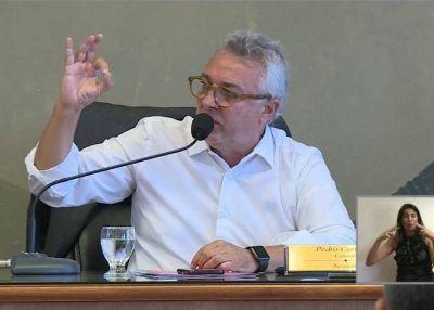 Zamora le apuntó a Meoni y al massismo