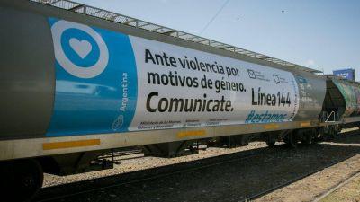 Histórico: Incorporan trabajadoras mujeres al Belgrano Cargas