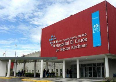 """Allanan el hospital El Cruce Varela por la denuncia de """"vacunatorio vip"""""""