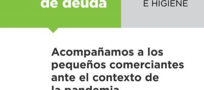 El Municipio de Avellaneda condona el 100 % de la Tasa de Seguridad e Higiene