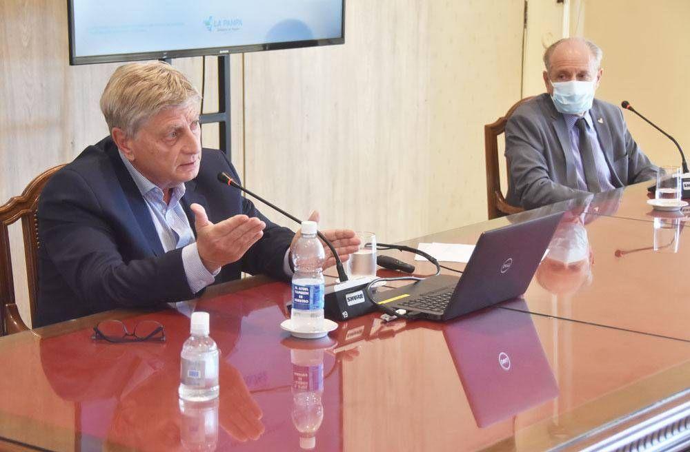Ziliotto defendió la transparencia del plan: