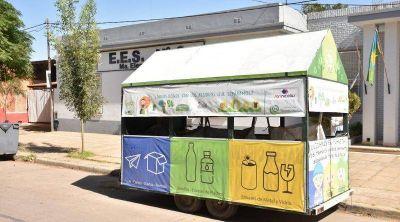 Medioambiente y reciclado: concientizar desde las escuelas