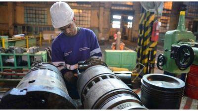 La capacidad instalada de la industria creció 1,1% en enero