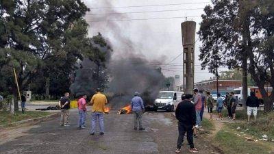 Por un paro nacional aceitero contra los despidos masivos en Buyatti