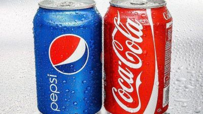 Pepsico gana a The Coca-Cola en mercado de refrescos en EU