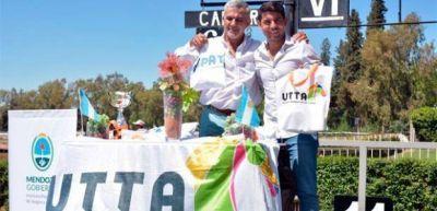 """La UTTA participó en Mendoza de """"una de las grandes fiestas del turf argentino"""""""