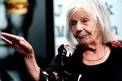 Tras el escándalo, Beatriz Sarlo se disculpó con Kicillof por sus dichos
