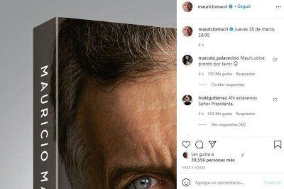 """Comienza la preventa este jueves de """"Primer tiempo"""", el libro de Mauricio Macri que promete revelaciones sobre su gobierno"""