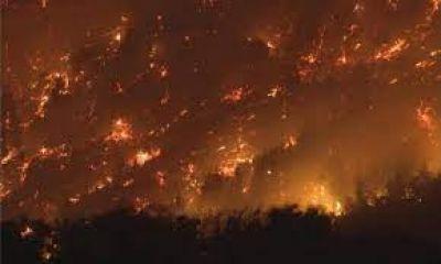 Cabandié presentará una denuncia penal por los incendios en la Comarca Andina