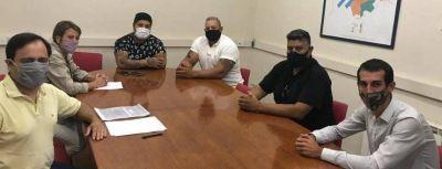 El Municipio de Tandil brindó apoyo financiero a trabajadores para conformar una cooperativa
