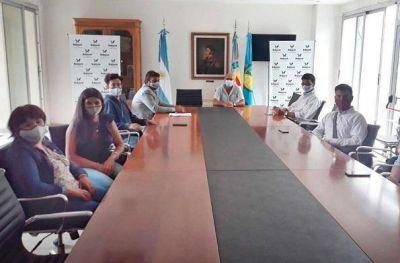 Reino se reunió con integrantes de Igualar