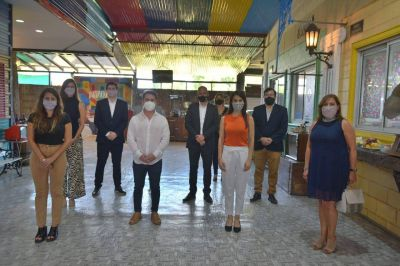 "Se presentó en Ituzaingó el programa nacional ""Escalar Emprendedores"""
