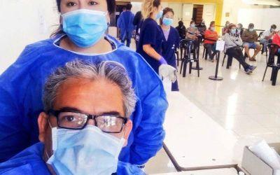 Torres y la UCR Evolución no solo cuestionan el vacunatorio VIP, sino la utilización política de la vacuna en tiempos de pandemia