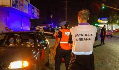 Nuevo operativo de control vehicular entre los municipios de Quilmes, Lomas de Zamora, Florencio Varela y Almte. Brown