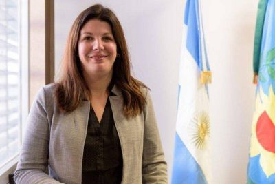 Rosío Antinori visita hoy Claromecó, con aspiraciones locales para las próximas legislativas