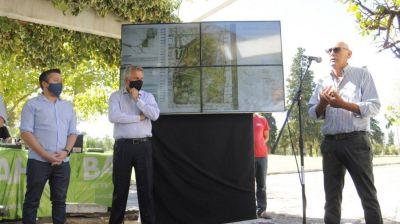 Puesta en valor del Parque Independencia: se anunció el proyecto ganador