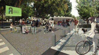 Gutiérrez anunció importantes obras en Añelo, la capital de Vaca Muerta