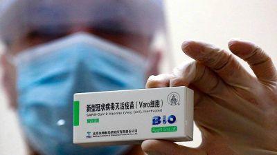 El Gobierno firmó un contrato con Sinopharm para la llegada de 3 millones de dosis de vacunas