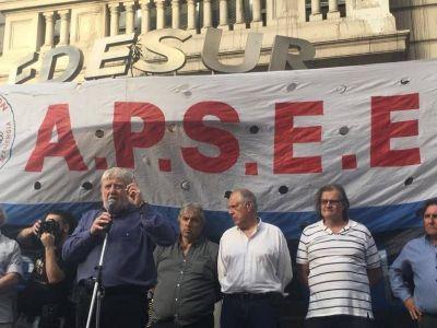 """Jerárquicos de APSEE declararon el """"Estado de Alerta"""" por ausencia de paritarias"""