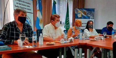 Organizaciones gremiales bonaerenses acordaron con la ministra de Trabajo afrontar acciones conjuntas