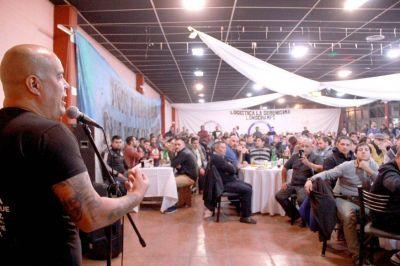 """Durísimo. La comisión interna de Atilra denunció a la conducción sindical por """"complicidad"""" y """"violencia"""" en La Serenísima"""