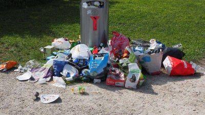 Residuo y basura ¿cuál es la diferencia?