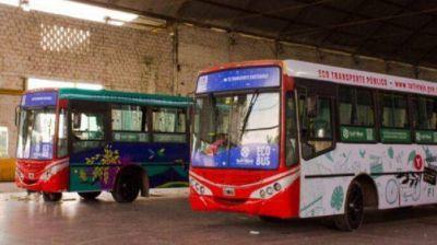 Transporte público: anunciaron que no pueden reforzar frecuencias