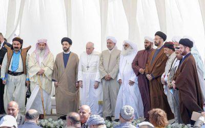 La ausencia de los judíos en el viaje del Papa