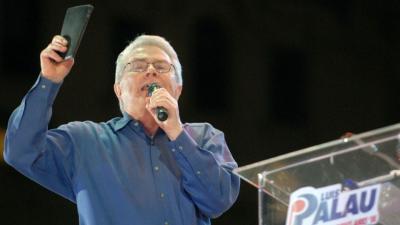 Luis Palau, el popular pastor argentino que llevó el evangelismo por todo el mundo
