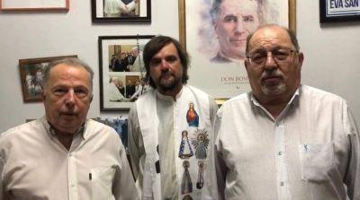 Millares de saludos al Papa Francisco