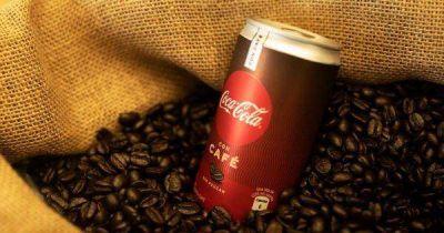 Coca Cola hizo su Coca con café y ya llegó al país