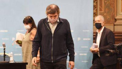 El peronismo del interior salió a respaldar la candidatura de Máximo en el PJ bonaerense