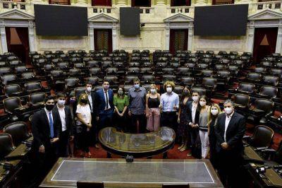 Ganancias: Massa analizó con dirigentes de la UIA joven el impacto del proyecto que avanza en Diputados