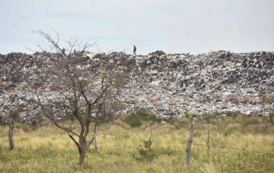 Piden que se termine el centro de transferencia de residuos
