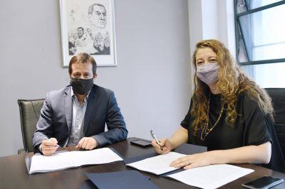 El PJ porteño ya tiene nuevas autoridades: asumieron Recalde y Muiños