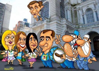 Se puso en marcha la rosca electoral en La Plata