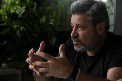 """Víctor Santa María: """"La CGT se debe un debate interno sobre el modelo de país que queremos los trabajadores"""""""