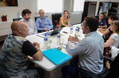 Impulsan en Mar del Plata un programa de salud para veteranos de Guerra