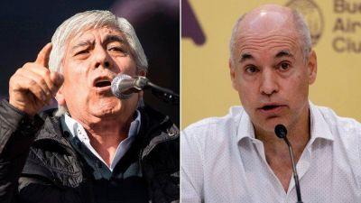 Qué pasó en la reunión secreta de Rodríguez Larreta y Moyano para intentar desactivar el conflicto por la recolección de residuos en la ciudad de Buenos Aires