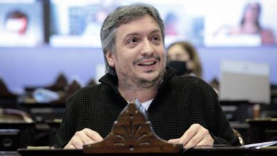 Masivo apoyo del peronismo bahiense para que Máximo Kirchner presida el PJ bonaerense