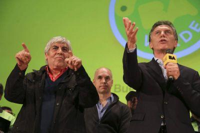 La relación con los Moyano según Macri: del «fuerte antikirchnerismo» a «ser parte del problema»