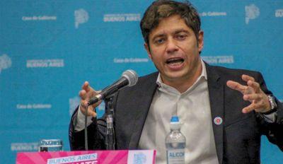 Kicillof avaló denuncia contra Macri por préstamo del FMI