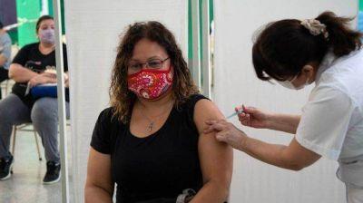 Se aplicaron más de 35.000 dosis de vacunas contra el Covid-19 en Mar del Plata